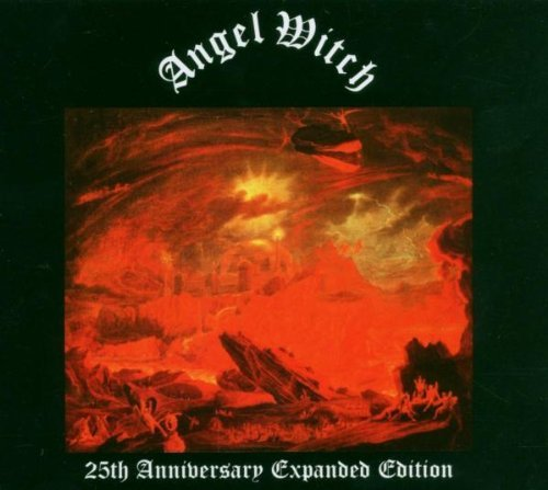 Angel Witch Angel Witch Expanded Ed. Incl. Bonus Tracks