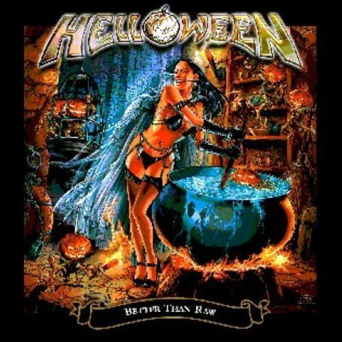 Helloween Better Than Raw Import Gbr Incl. Bonus Tracks