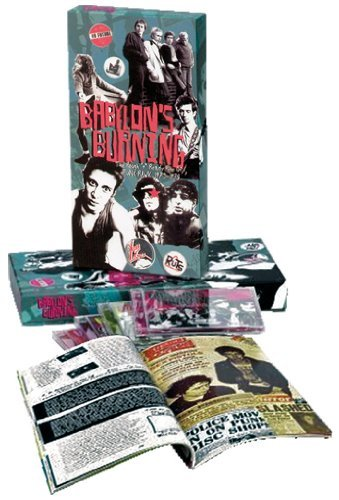 Babylons Burning Babylons Burning Import Gbr 4 CD Set