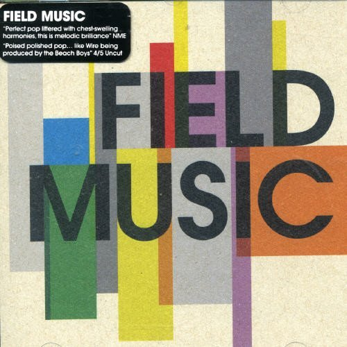 Field Music Field Music Import Eu