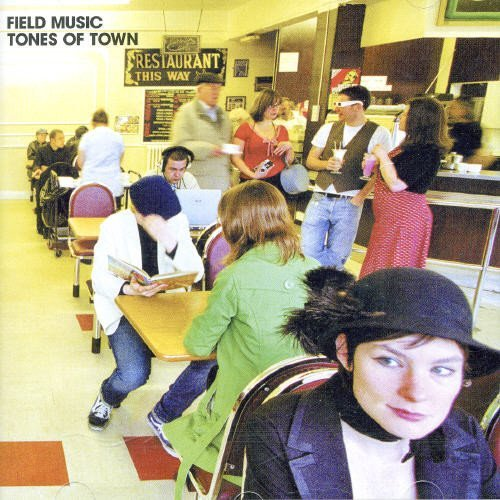 Field Music Tones Of Town Import Eu