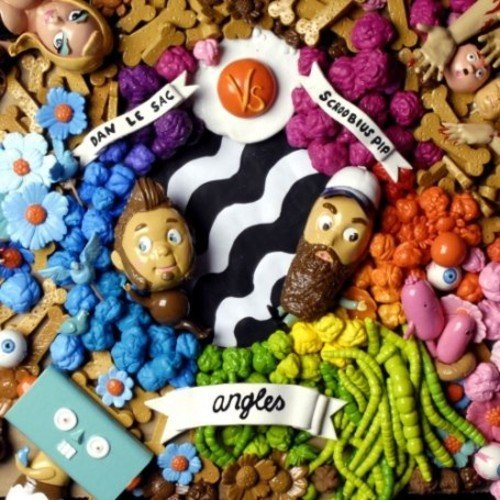 Dan Vs Scroobious Pip Le Sac Angles Import Gbr