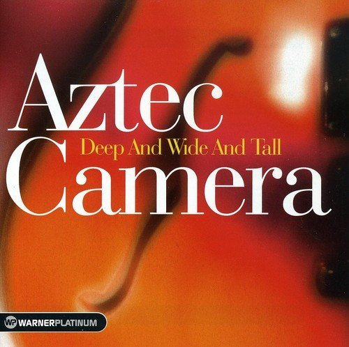 Aztec Camera Deep & Wide & Tall Platinum Co Import Gbr Remastered