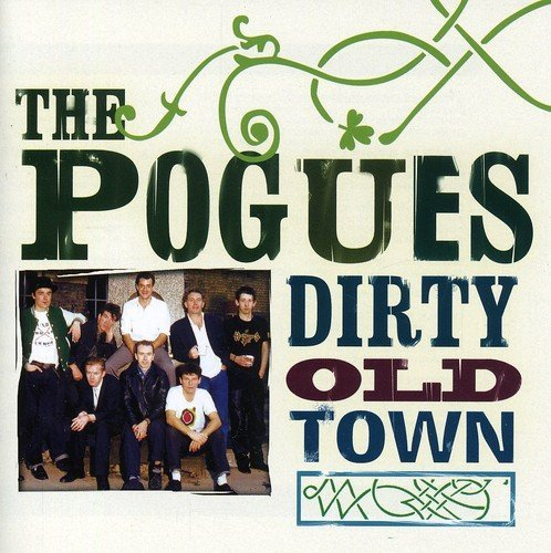 Pogues Dirty Old Town Platinum Collec Import Gbr