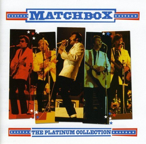 Matchbox Platinum Collection Import Gbr