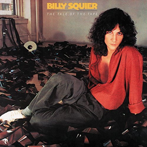 Billy Squier Tale Of The Tape Import Gbr Incl. Bonus Tracks Remastered