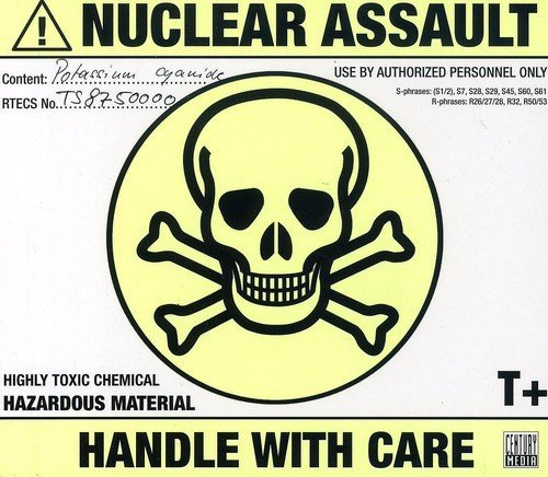 Nuclear Assault Handle With Care Import Arg
