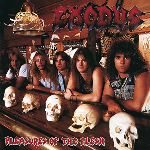 Exodus Pleasures Of The Flesh Deluxe Import Gbr