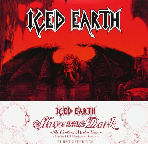 Iced Earth Burnt Offerings Lmtd Ed.