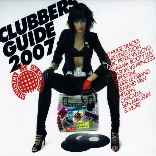 Ministry Of Sound Clubbers Guide 2007 Import Gbr 2 CD Set