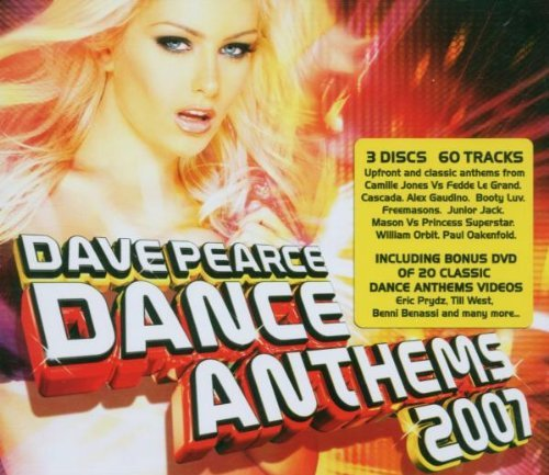 Pearce Dave Dance Anthems Spring 2007 Import Gbr