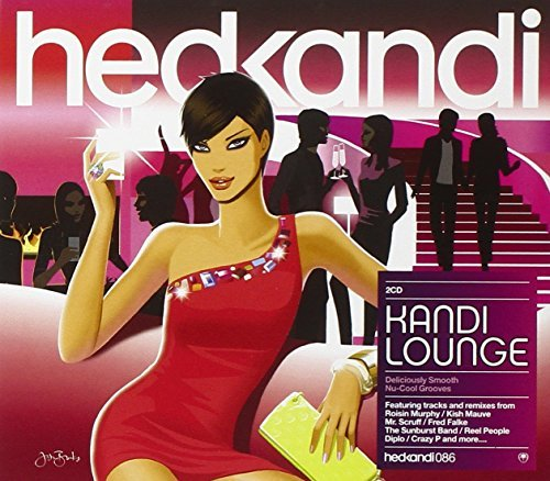 Hed Kandi Kandi Lounge 09 Import Gbr 2cd Set