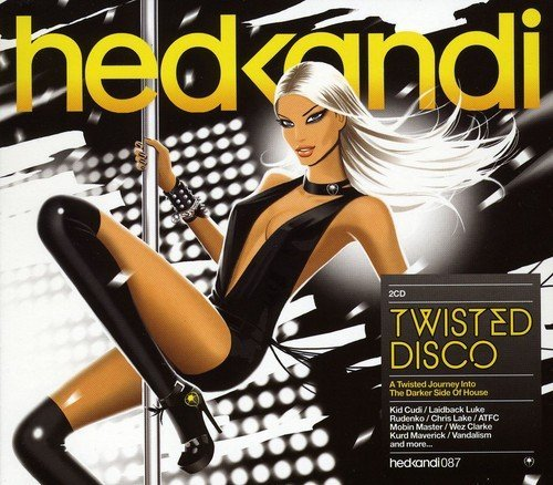 Hed Kandi Twisted Disco 09 Import Gbr 2 CD Set