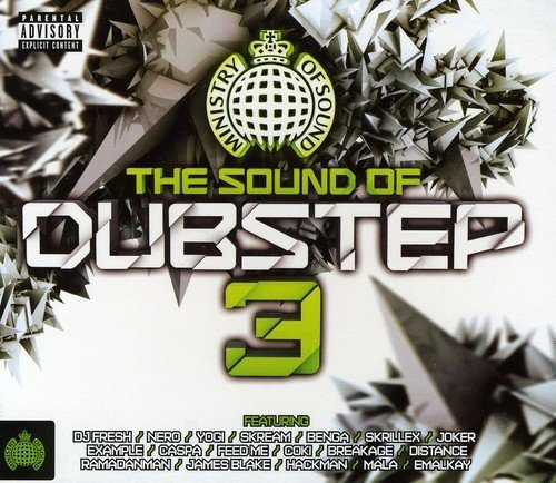 Ministry Of Sound Sound Of Dubstep 3 Import Eu 2 CD