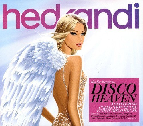 Hed Kandi Disco Heaven 2011 Import Eu