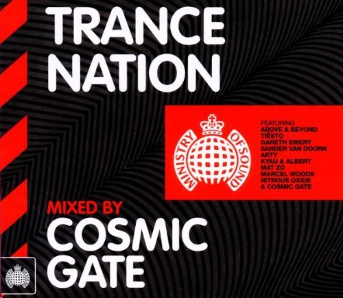 Ministry Of Sound Trance Nation Cosmic Gate Import Eu 2 CD