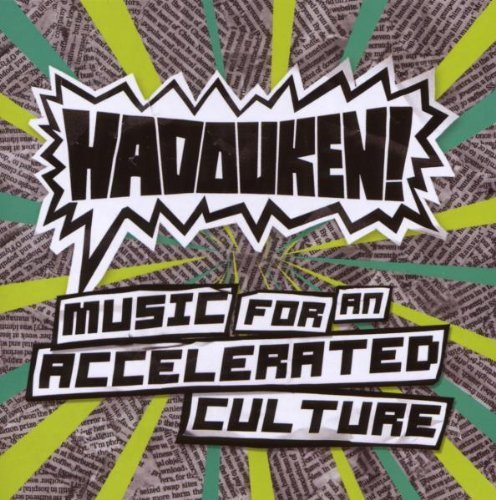Hadouken Music For An Accelerated Cultu Import Gbr
