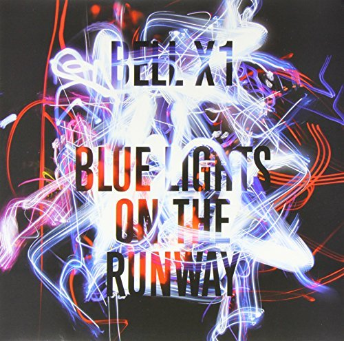 Bell X1 Blue Lights On The Runway 180gm Vinyl