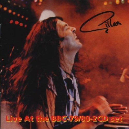 Gillan Live At Bbc 1979 1980 2 CD Set