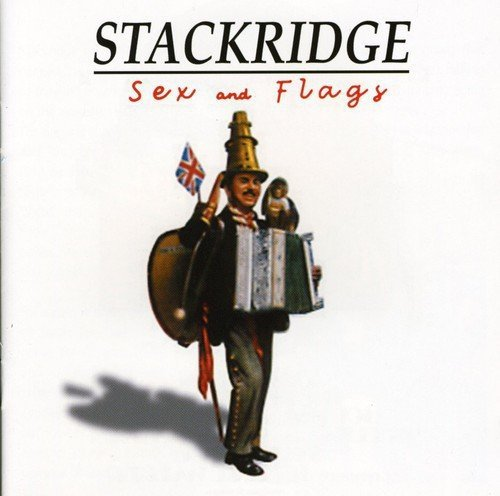 Stackridge Sex & Flags Import Gbr