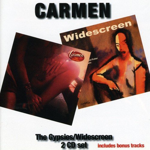 Carmen Gypsies Widescreen Import Gbr 2 CD Set