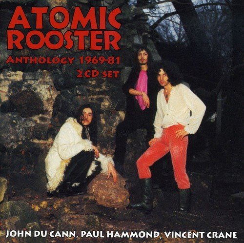 Atomic Rooster Anthology Import Gbr 2 CD