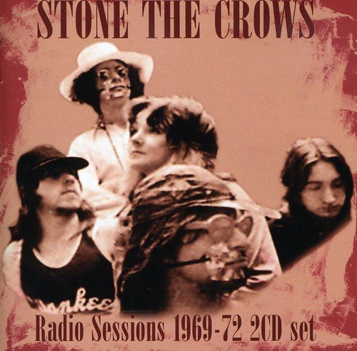 Stone The Crows Radio Sessions 1969 72 Import Gbr 2 CD Set