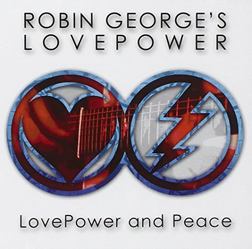 Robin Love Power Georges Lovepower & Peace Import Gbr