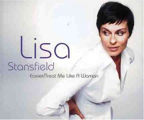 Lisa Stansfield Easier Treat Me Like A Woman Import Gbr