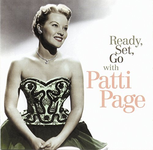 Patti Page Ready Set Go With Patti Page