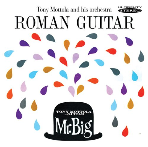 Tony Mottola Roman Guitar Mr Big