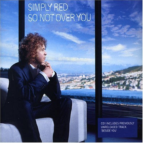 Simply Red So Not Over You Pt. 1 Import Gbr