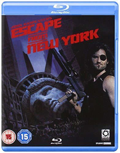 Escape From New York (1981) Escape From New York Import Gbr