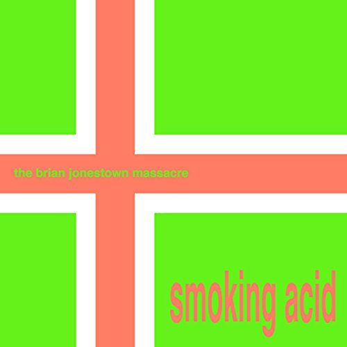 Brian Jonestown Massacre Smoking Acid Ep (green Vinyl)