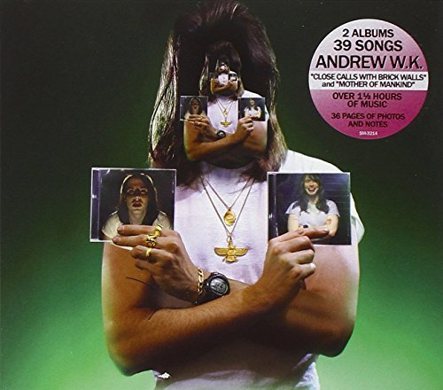 Andrew W.K. Close Calls With Brick Walls M 2 CD