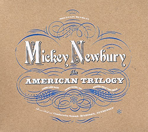 Mickey Newbury An American Trilogy 4 CD