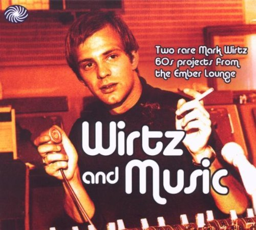 Mark Wirtz Wirtz & Music 2 CD Set