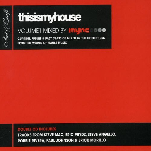 Thisismyhouse Vol. 1 Mync Project Import Gbr 2 CD Set