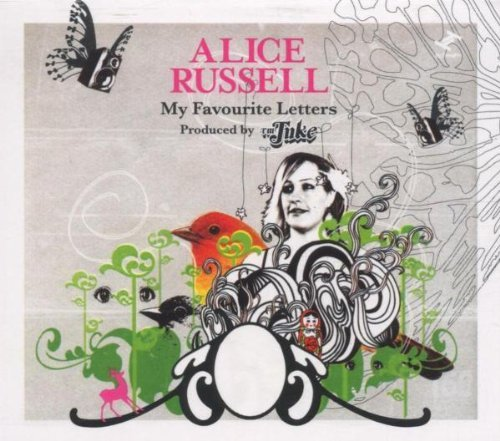 Alice Russell My Favourite Letters