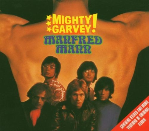 Manfred Mann Mighty Garvey Incl. Bonus Track