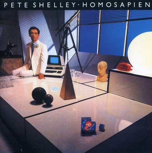 Pete Shelley Homosapien Import Gbr Remastered Incl. Bonus Tracks