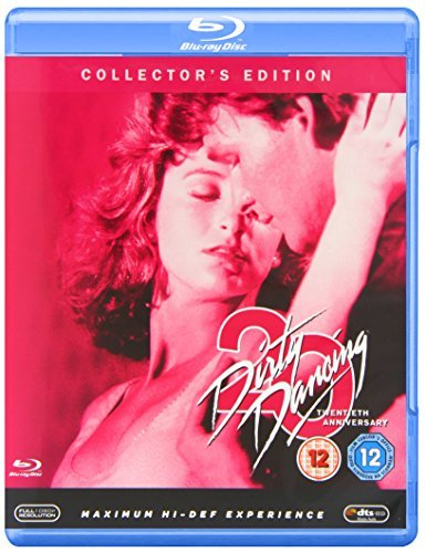 Dirty Dancing Dirty Dancing Import Eu Blu Ray 20th Anniversary Ed.