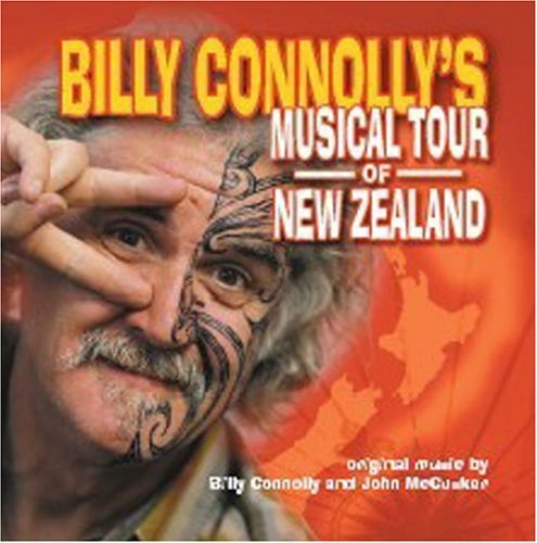 Billy & John Mccusker Connolly Musical Tour Of New Zealand Import Gbr