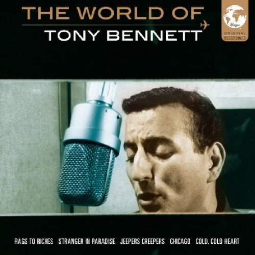 Tony Bennett World Of Tony Bennett Import Gbr