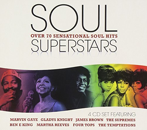 Soul Superstars Over 70 Sensa Soul Superstars Over 70 Sensa Import Gbr