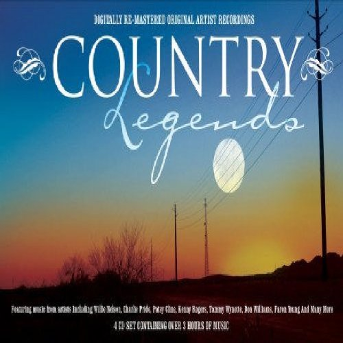 Country Legends Country Legends Import Gbr