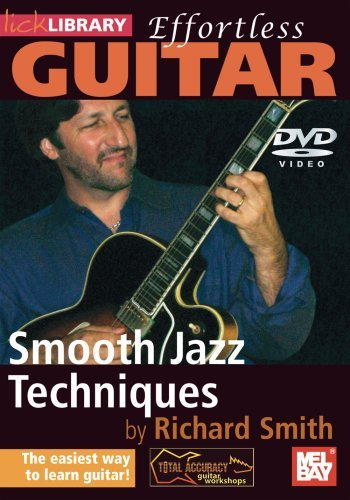 Smith Richard Effortless Guitar Smooth Jazz Ntsc(0)