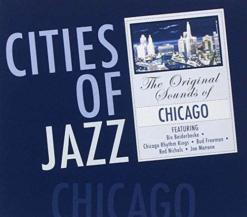 Cities Of Jazz Chicago Cities Of Jazz Chicago (mini L Import Eu Digipak
