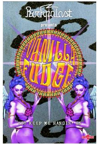 Vanilla Fudge Live 2004 Incl. CD