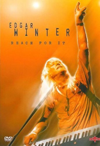 Edgar Winter Royal Albert Hall 2004 Reach Incl. CD